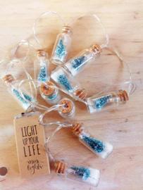 Mini Lights | Flesjes Kerstboom Groen