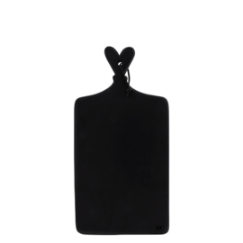 Serving Tray Hart Black | Lang | Medium |  Bastion Collections