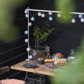 Outdoor Lichtslinger | Pastel | Lubanida