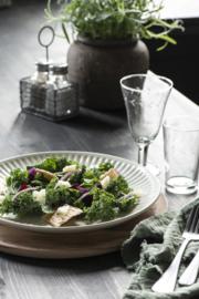 Dinner Plate | Butter Cream | IB Laursen