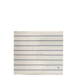 Servet Linnen | Naturel Stripe | 50x50 cm | Bastion Collections