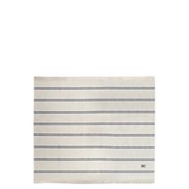 Servet Linnen | Naturel Stripe | 50x50 cm | Bastion Collections