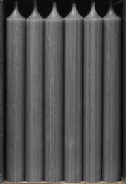 Dinerkaars | Steel Grey | 19,5 cm | Branded by