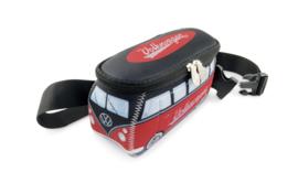 VW T1 Bus | Neoprene Heuptas | Rood/Zwart
