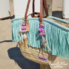 "Ibiza Standtas | Sunny Flower ""Jasmin"" 
