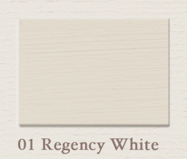 01 Regency White | Matt Emulsion | 2,5 ltr