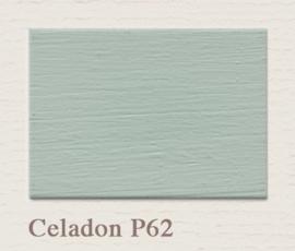 P62 Celadon | Eggshell  Zijdemat Krijtlak | 750 ml