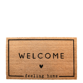 Deurmat | Feeling Home | Bastion Collections