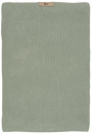 Keuken Handdoek | Dusty Green |  Gebreid | Ib Laursen
