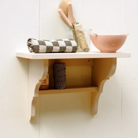 Console Amelie | Wit, Antraciet of Oud Roze | Timzowood