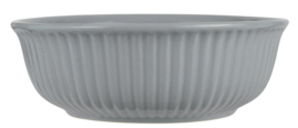 Bowl Mynte | French Grey | Large Ø:23,5 cm | IB Laursen