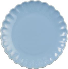 Bord | Nordic Sky Blue | 21 cm | Lichte B-Keus