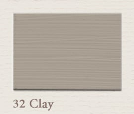 32 Clay | Eggshell | Zijdemat Krijtlak | 750 ml