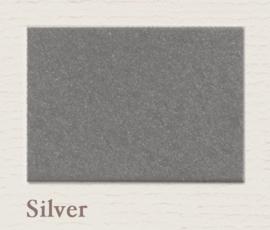 Silver | Eggshell Zijdemat Krijtlak | 750 ml