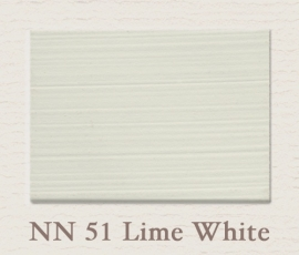 NN 51 Lime White | Matt Emulsion | 2,5 ltr