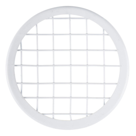Cover met Net | Voor Jamglas | Wit | Ø:10 | IB Laursen