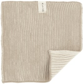 Wash Cloth | ALTUM | Gebreid | Naturel | IB Laursen