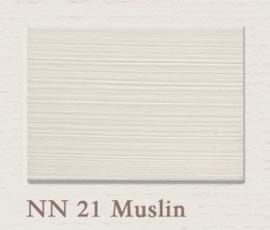 NN 21 Muslin | Eggshell | Zijdemat Krijtlak | 750 ml