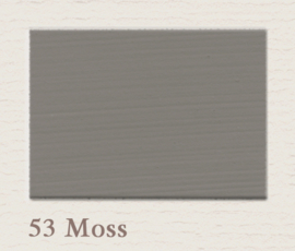 53 Moss | Eggshell | Zijdemat Krijtlak | 750 ml