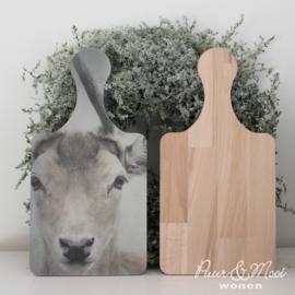 Snij- Serveerplank Hinde | Beuken | Nino-Art