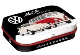 VW | Mini Mint Blikje 3D | Meet the Classics | Tijdelijk Uitverkocht