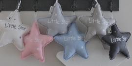 """Stoffen Ster Klein """"Little Star"""""""
