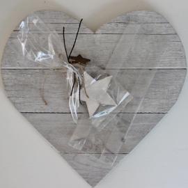 Cadeauzakje Transparant  | 10x2,5x27 cm
