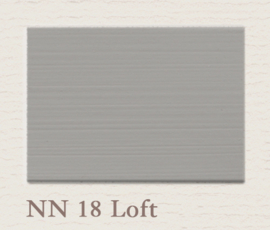 NN 18 Loft | Eggshell | Zijdemat Krijtverf | 750 ml