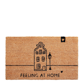 Deurmat | Feeling at Home | Bastion Collections