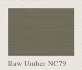 NC 79 Raw Umber | Eggshell | Eiglans Krijtlak | 750 ml