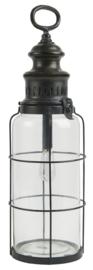 LED Lantaarn met Rooster | Large | IB Laursen | Uitverkocht