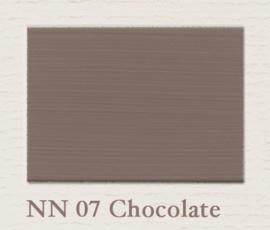 NN 07 Chocolate | Eggshell | Zijdemat Krijtlak | 750 ml