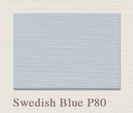 P 81 Swedish Blue | Matt Emulsion | 2,5 ltr