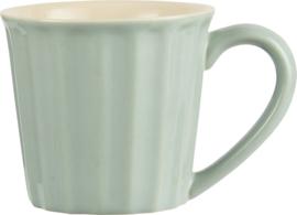 Mok  Mynte Laag | Green Tea | met Oor | IB Laursen
