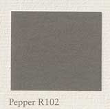 Pepper R102 | Rustic@ | 2,5 ltr