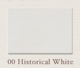 00 Historical White | Matt Emulsion | 2,5 ltr