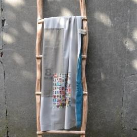 Stapelgoed Plaid Deuren 100 x 150
