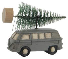 VW Bulli met Boom | Hanger | Small | Grijs | IB Laursen