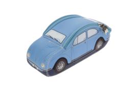 VW Beetle 3D | Etui / Toilettasje | Small | Licht Blauw