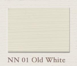 NN 01 Old White | Matt Emulsion | 2,5 ltr