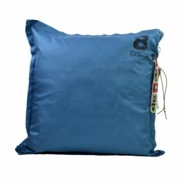Stapelgoed Kussen Deuren Turquoise 54 x 54