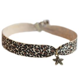 Ibiza Enkelbandje | Leopard Starfish |  Love Ibiza
