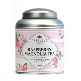 Raspberry Magnolia Thee | T.H.T. 03/06/2018