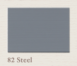 82 Steel | Eggshell | Zijdemat Krijtlak | 750 ml