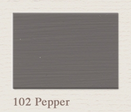 102 Pepper | Matt Emulsion | 2,5 ltr