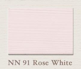 NN 91 Rose White | Matt Emulsion | 2,5 l