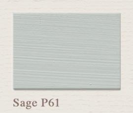P61 Sage | Eggshell  Zijdemat Krijtlak | 750 ml