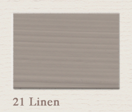 21  Linen | Eggshell | Zijdemat krijtlak | 750 ml