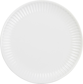 Lunch Plate | Pure White | IB Laursen