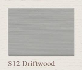 S12 Driftwood | Eggshell Zijdemat Krijtlak | 750 ml